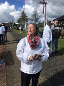 Afsluitende actie op Paasmarkt - Gemeentebelangen Oldambt
