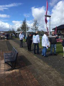 Afsluitende actie op Paasmarkt Gemeentebelangen Oldambt